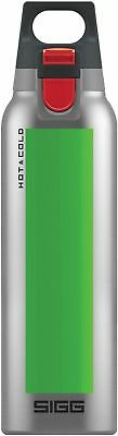 Sigg - Hot & Cold One Accent Green - 0.5L - NEW Drink Bottle - FREE UK Delivery
