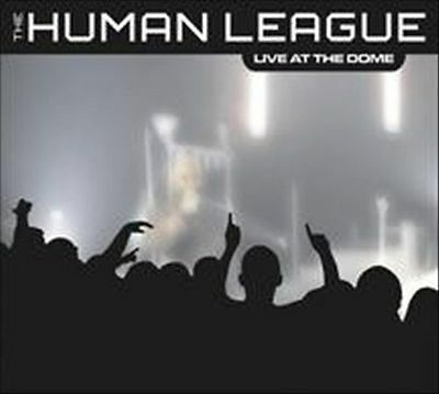 Human League-Live At The Dome CD NEW