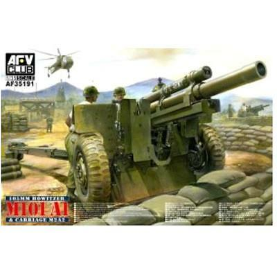 [AFV Club] Plastic Model 1/35 105mm Howitzer M101A1 & Carriage M2A2 (BF35191)