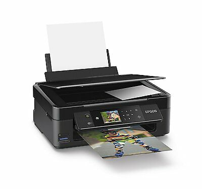 Epson XP-432 Wireless All in One Printer With Ink A4 Scanner Wi-Fi Inkjet Wifi