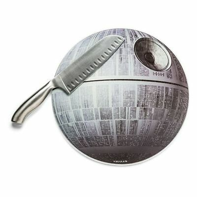 Star Wars Death Star Worktop Saver Chopping Board - Official
