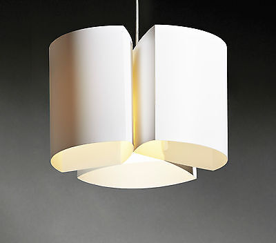 Cog Intimo White Pendant Light Shade Elegant Ceiling Contemporary Modern