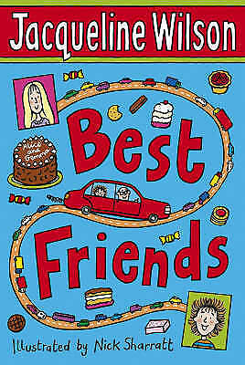 Best Friends by Jacqueline Wilson (Paperback) New Book