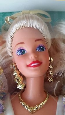 Ribbons & Roses Barbie (NRFB) 1994 Sears Exclusive