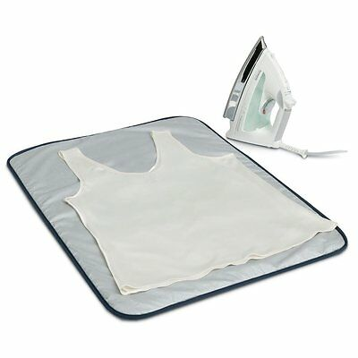 """Ironing Blanket by Household Essentials (Grey) (21.75""""W x 28.25""""L),1Pack,129,"""