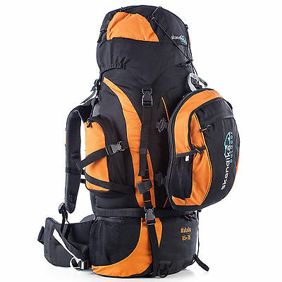 Skandika Makalu 85+15 Litre Trekking Backpack Hiking Rucksack Daypack New