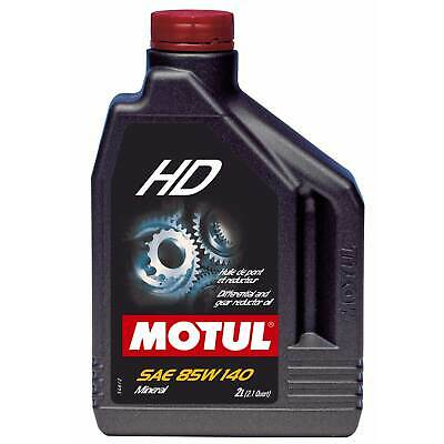 Motul HD 85W140 Mineral Gear/Gearbox/Differential Oil  2 Litres