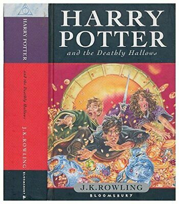 [ HARRY POTTER AND THE DEATHLY HALLOWS BY ROWLING, ... by J. K. Rowling Hardback