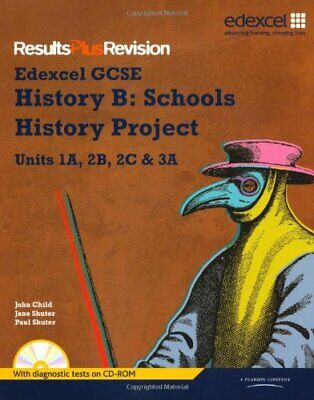 Results Plus Revision: GCSE History Spec B... by Child, John Mixed media product