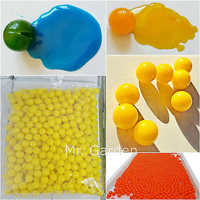 2000 Premium ORANGE Paintballs  Standard Grade 0.68 cal BARGAIN!!!  BLACK FRIDAY