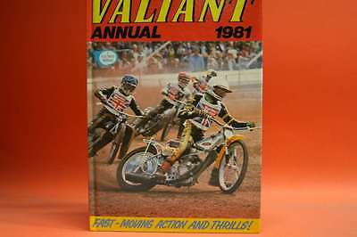 Valiant Annual 1981  Very Good Book