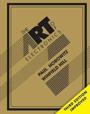 NEW The Art of Electronics By Paul Horowitz Hardcover Free Shipping