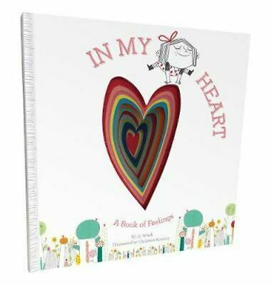 NEW In My Heart By Jo Witek Hardcover Free Shipping