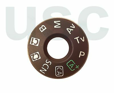 CANON Mode Dial Cap EOS 6D function dial mode plate cover GENUINE CANON New