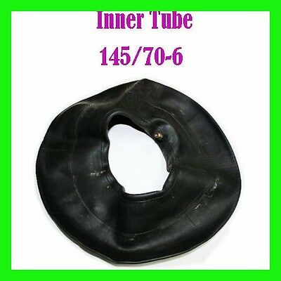 145/70-6 Tire Inner Tube with METAL VALVE ATV Quad GO Kart 145X70-6