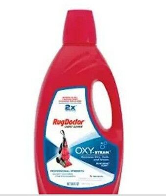 Rug Doctor Oxy ProCarpet Cleaner,64oz 04121 2XConcentrated Professional strength