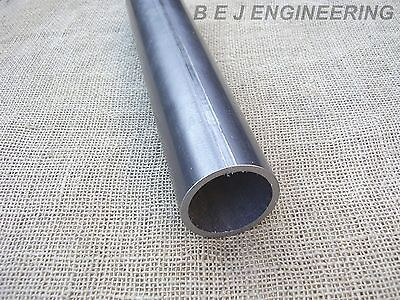 Mild Steel Round Tube - Circular Hollow Section - CHS - various sizes