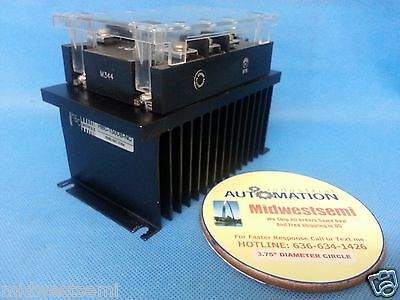 Freeshipsameday Crydom D53Tp50D 3 Phase Solid State Relay 530V 50A Hbc-T50Db-Nc