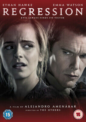 Regression DVD (2016) Emma Watson, Amenabar (DIR) cert 15 FREE Shipping, Save £s