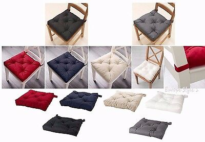 Ikea Malinda Chair Cushion.tmo Identical Sides Can Be Turned Over For Even Wear