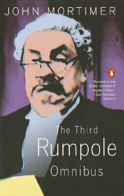 The Third Rumpole Omnibus by Mortimer, John Paperback Book The Cheap Fast Free