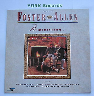 FOSTER & ALLEN - Reminiscing ... - Excellent Condition LP Record Stylus SMR 623
