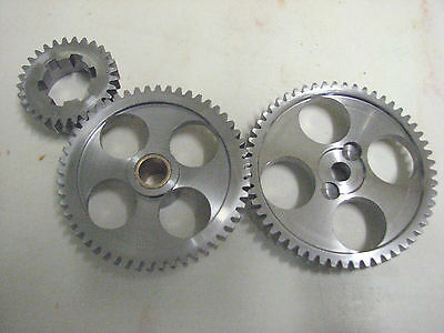 Triumph Trident Oil Pump Drive Gear Set T150 T160 Bsa A75 Uk Made Road & Race