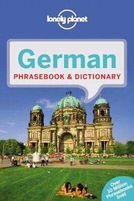 Lonely Planet German Phrasebook & Dictionary (Lonely Planet ... by Lonely Planet