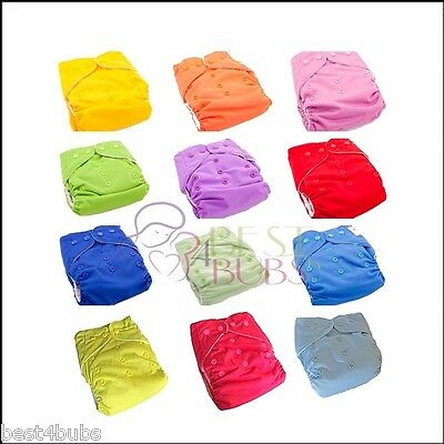 Quality MCN Reusable EcoNappy Modern Cloth Pocket Nappies