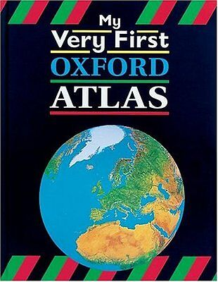 My Very First Atlas, Hachette Children's Books Hardback Book The Cheap Fast Free