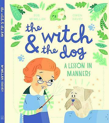 The Witch and the Dog, New, McMillan, Sue Book