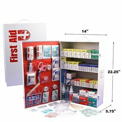 First Aid Cabinet 4-shelf