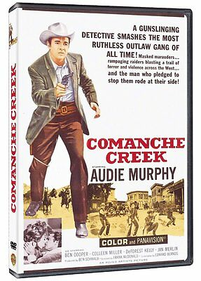 GUNFIGHT AT COMANCHE CREEK (1963)  **Dvd R2** Audie Murphy