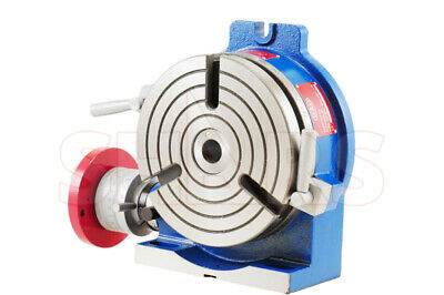 Shars 6'' High Quality Horizontal Vertical Rotary Table with Certification NEW