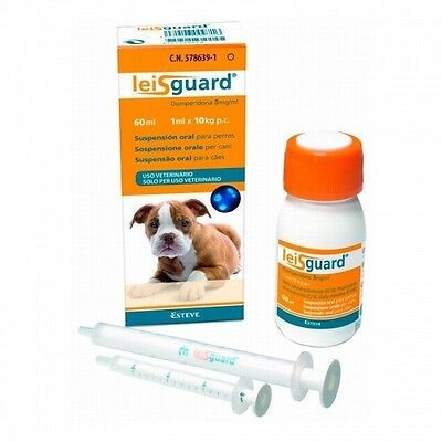 Leisguard Oral Solution For Dogs - 60 Ml