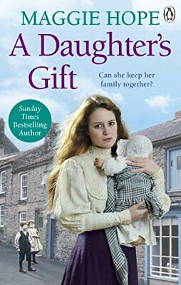 A Daughter's Gift by Hope, Maggie Book The Cheap Fast Free Post