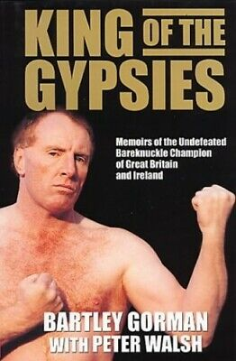 King of the Gypsies by Walsh, Peter Paperback Book The Cheap Fast Free Post
