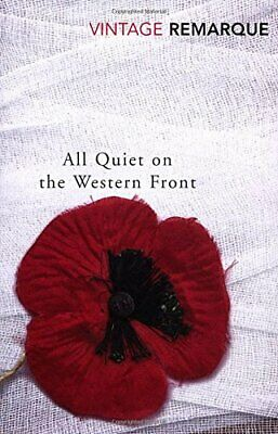 All Quiet on the Western Front by Remarque, Erich Maria Paperback Book The Cheap