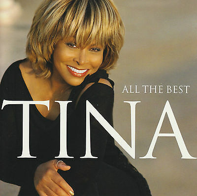 Tina Turner (2 Cd) All The Best ~ Nutbush City Limits +++ Greatest Hits Of *new*