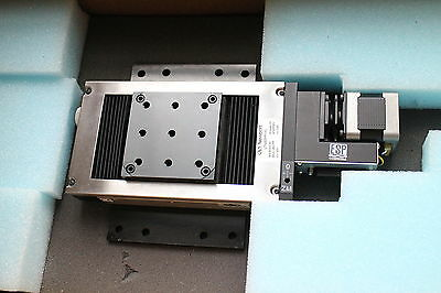 NEW - Newport UTM50PP1HL Motorized Linear Translation Stage, ESP-Compatible