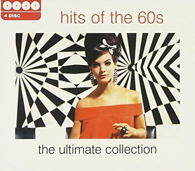 Various Artists - Hits Of The 60's - The Ultimate C... - Various Artists CD MOVG