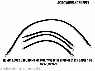 New Genuine Honda Accord Negative Ground Battery Cable 292253798791