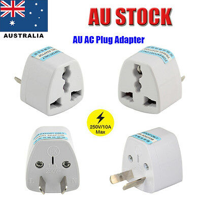 Universal Australian Travel Power Plug Adapter EU UK US to AU Adaptor Converter