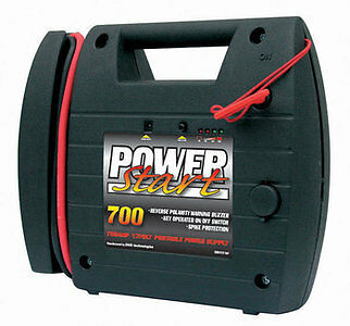 Power Start 700 Battery Charger Booster Pack