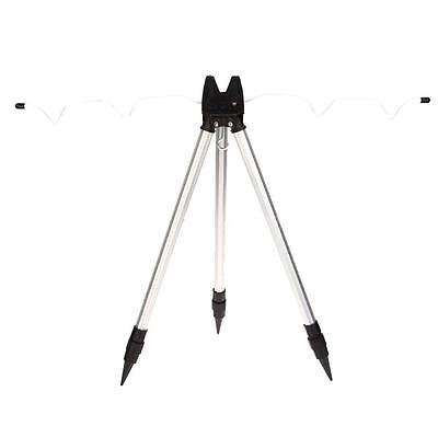 Aluminum Alloy Telescopic Fishing Tripod Holder Stand for Fishing Rod LS Y7X1
