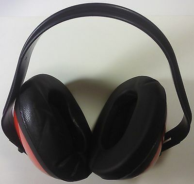 INDUSTRIAL EAR MUFFS NOISE REDUCTION Construction Shooting Range