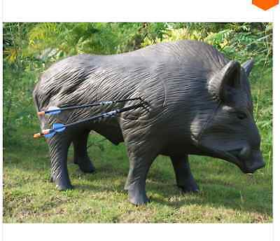3D Archery Target Pig Hog Wild Boar Bow Crossbow Hunting Real Practice Animal