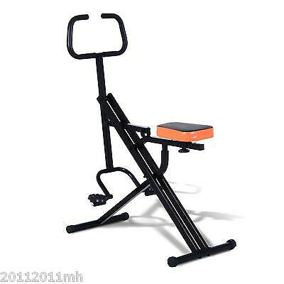 Soozier Riding Machine Total Ab Crunch Rider Exercise Training Full Body Shaper
