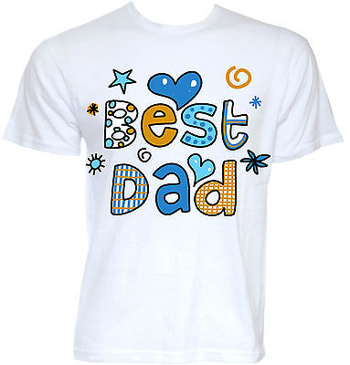 Best Dad Fathers Day T-Shirts Funny Novelty New Daddy Joke Gifts Present T-Shirt