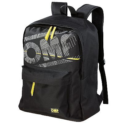 OMP First BackPack / Rucksack / Bag / Luggage / Back-Pack - Black
